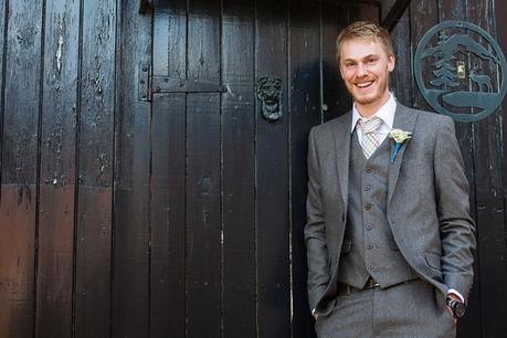 Barmbyfield Barn Wedding Photography Groom Preparation