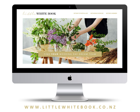 P&L's New Wedding Directory The 'Little White Book' Is Now Live. Meet our newest members!