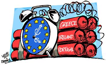 Sovereign Debt Crisis [courtesy Google Images]