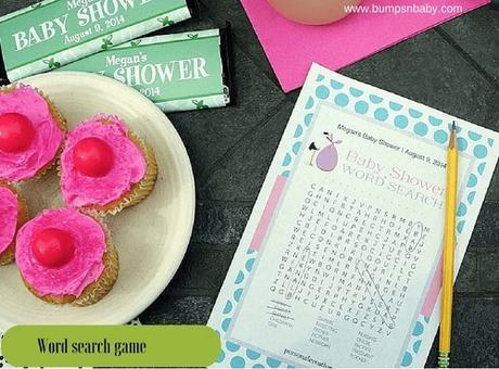 32 Fun Filled Baby Shower Games (with 2 FREE printable games)