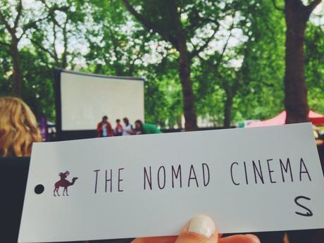 outdoor cinemas in london