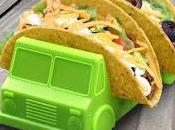 GOOD IDEA... WASTE MONEY? TACO TRUCK Taco Holder