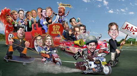 CNN Will Also Divide GOP Debaters Into Two Groups