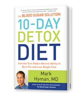 Completion of 10 Day Detox Diet
