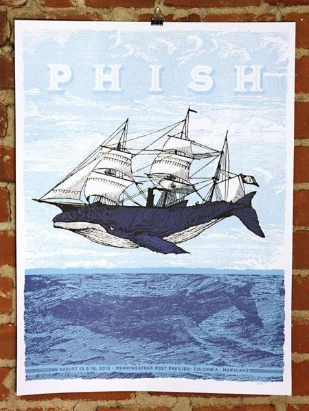 Phish - Merriweather Post Pavilion, Columbia, 06.26.10