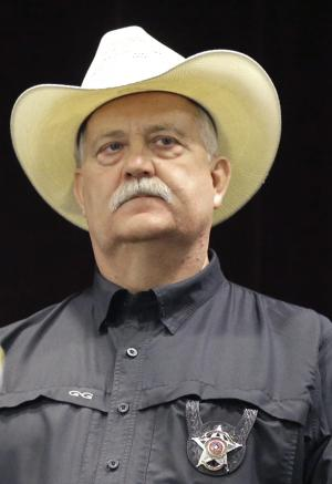 Waller County Sheriff Glenn Smith