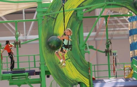 Things To Do In Minneapolis With Kids Zipline At The Mall