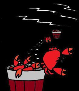 Crab bucket