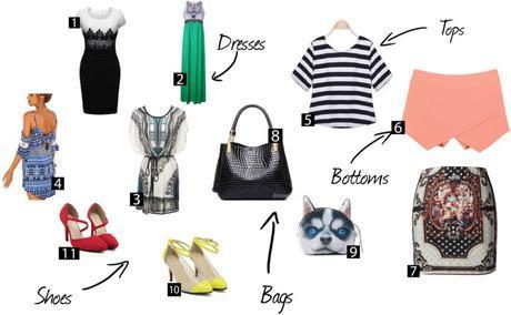 Banggood shopping