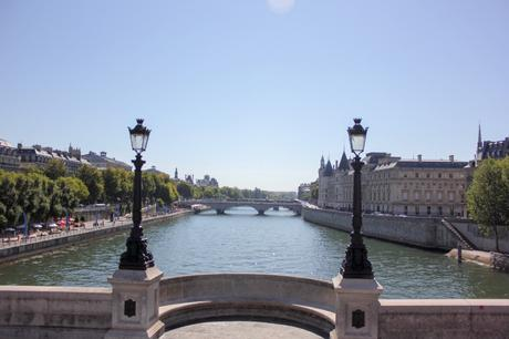 my day in paris