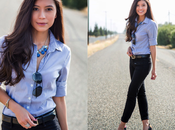 Different Looks with Pair Black Jeans OOTD