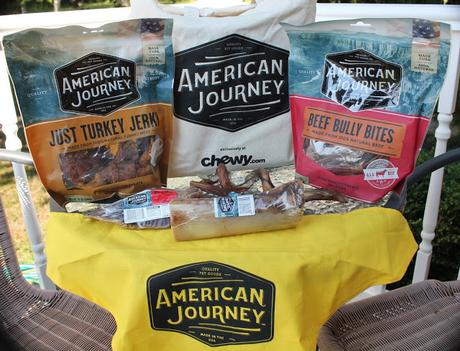 American Journey treats for chewy.com