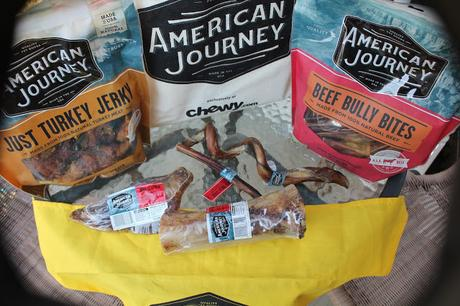 American Journey healthy dog treats for chewy.com review