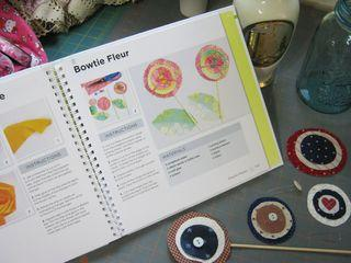 Paper flowers book some pictures tutorials