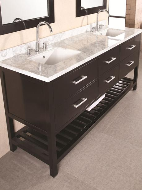 Manly Bathroom Vanity: Designer Tips: Masculine Bathroom Design