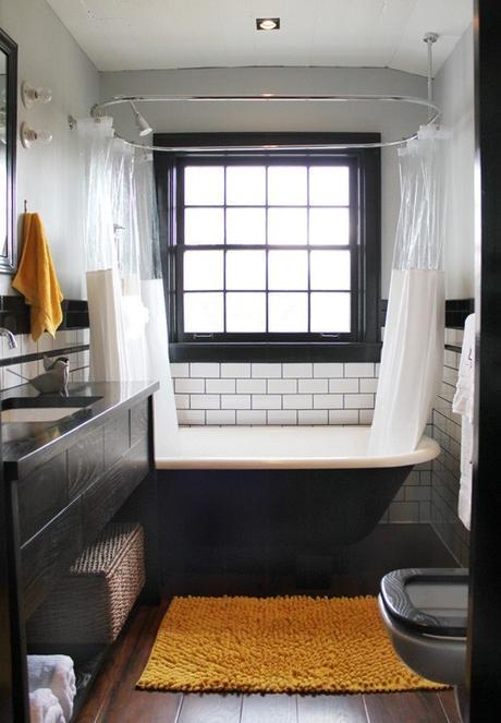 Manly Bathroom Storage: Designer Tips: Masculine Bathroom Design
