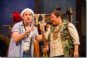 Review: South Pacific (Light Opera Works)