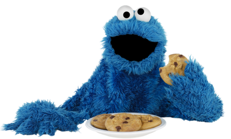 Put That Cookie Down, Now!