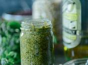 Farm Fresh Mint Pesto (Vegan Gluten Free)