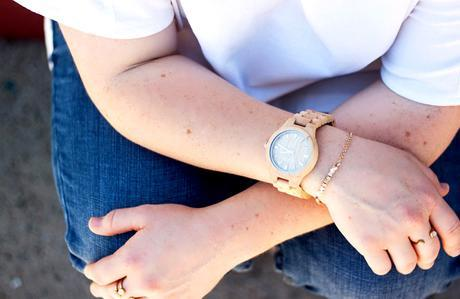 Classic With A Twist // Jord Watches Promo Code