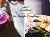 Super Uplifting Smoothies That Keep Feeling Happy Healthy //// (refined Sugar-free)