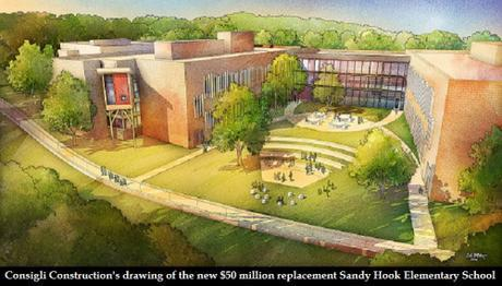 new Sandy Hook Elementary School