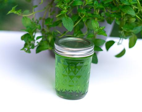 Homemade Jalapeno Mint Jelly