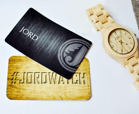 8 Jord Wood Watches - Fieldcrest Maple Reviews Photos - Gen-zel.com (c) #Jordwatch