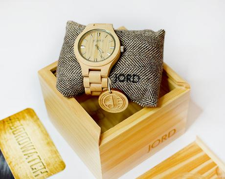 1 Jord Wood Watches - Fieldcrest Maple Reviews Photos - Gen-zel.com (c) #Jordwatch