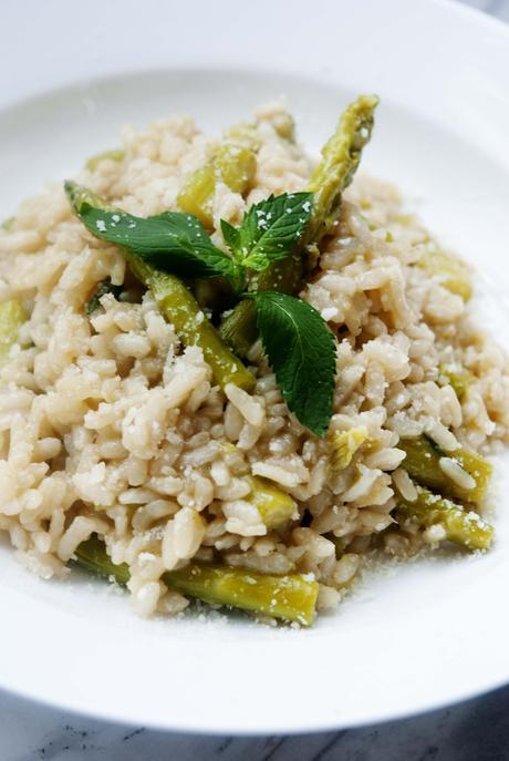 7 Minute Risotto in a Pressure Cooker
