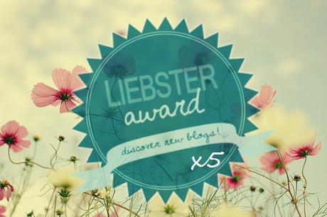 Awards Sunday! :D
