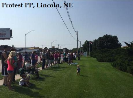 Protest PP Lincoln Nebraska