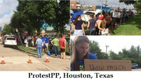 Protest PP SE Houston