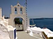 Summer Santorini