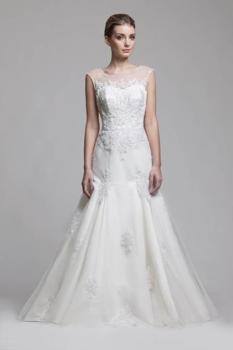 Camille Garcia RTW Wedding Dress