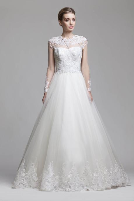 Camille Garcia RTW Wedding Gown