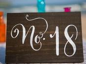 Wooden Wedding Signs Sweet Carolina Collective