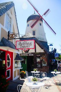 Roadtrips in US: Solvang and Santa Ynez