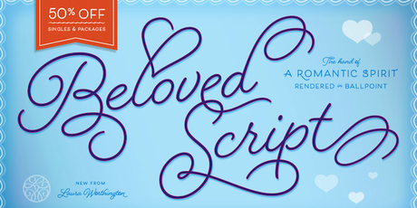 Post image for 50% off Beloved Script by Laura Worthington