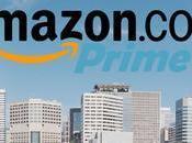 Amazon Prime Portland!
