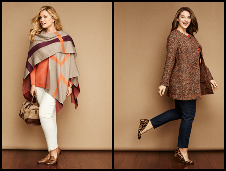 talbots fall 2015 plus size collection and style guide - paperblog