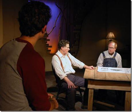 Review: The Drawer Boy (Filament Theatre Ensemble, The Den Theatre)