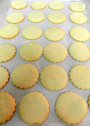 Alfajores - Bake at 350 deg
