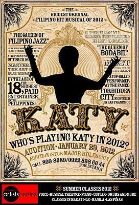 Spotlight Artists Centre to revive Katy!, holds auditions Jan. 29