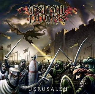 Astral Doors -Jerusalem