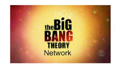Big Bang Theory Network Diagram