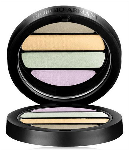 Upcoming Collections:Makeup Collections: Giorgio Armani: Giorgio Armani Luce d'Oro Collection For Spring 2012