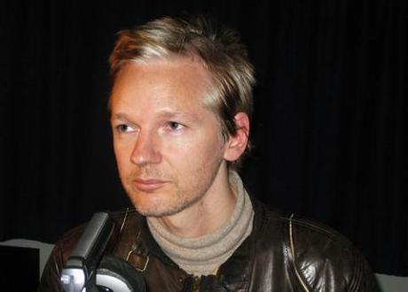 WikiLeaks' Julian Assange's new gig: TV talk show host