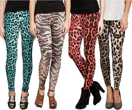 how-to-wear-animal-print-leggings-republic