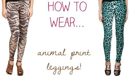 how-to-wear-animal-print-leggings